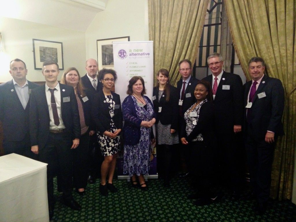 Launch of the Charity – House of Commons, 1st February 2016
